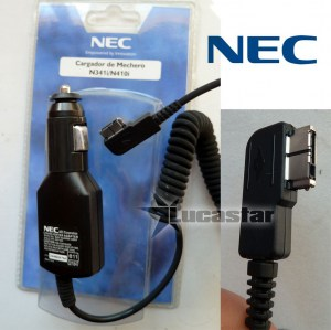 Car-charger-Nec-N341i