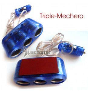adaptador-triple-de-mechero-azul-1