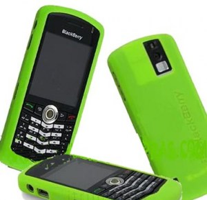blackberry-8100-silicona-verde-1